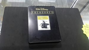 Walt Disney Treasures Zorro the Complete First Season for Sale in Humble, TX