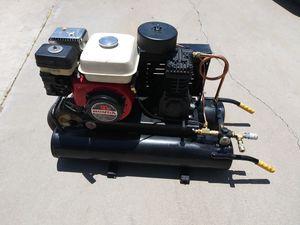 air compressor with wheelbarrow for Sale in Phoenix, AZ