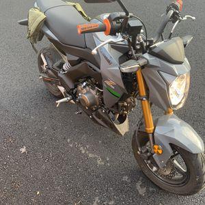 2020 Z125 Kawasaki Pro/honda Grom/motorcycle for Sale in Oregon City, OR