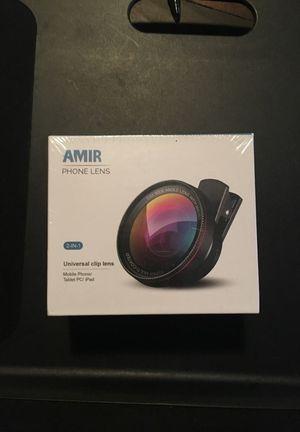 HD Camera Lens Kit (Clip-on Cellphone Lens) for Sale in Atlanta, GA