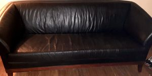 Leather couch and loveseat for Sale in Columbus, OH