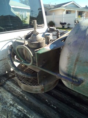 Shop compressor industrial for Sale in San Diego, CA