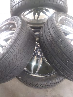 22 inch rims for Sale in Silver Spring, MD