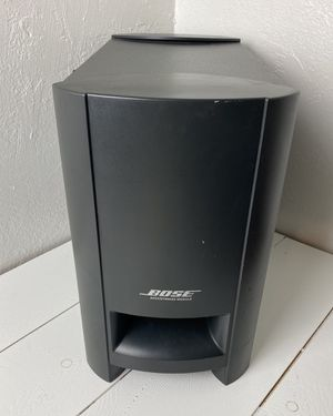 Bose CineMate GS Series II Home Theater System Subwoofer Only - Works Great! for Sale in Pittsburg, CA