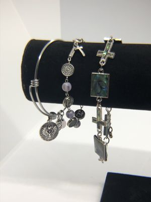 Beautiful religious bracelets for Sale in Lacey, WA