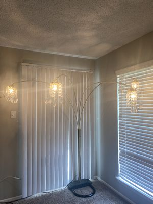 Tall lamp for Sale in San Antonio, TX