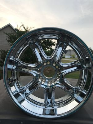 22inch wheels no tires for Sale in Decatur, GA