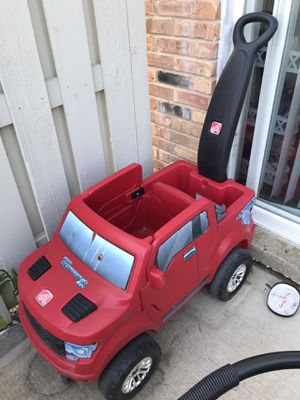 🚗RED Ford F150 ✅ Kids Ride-on Truck for Sale in Schaumburg, IL