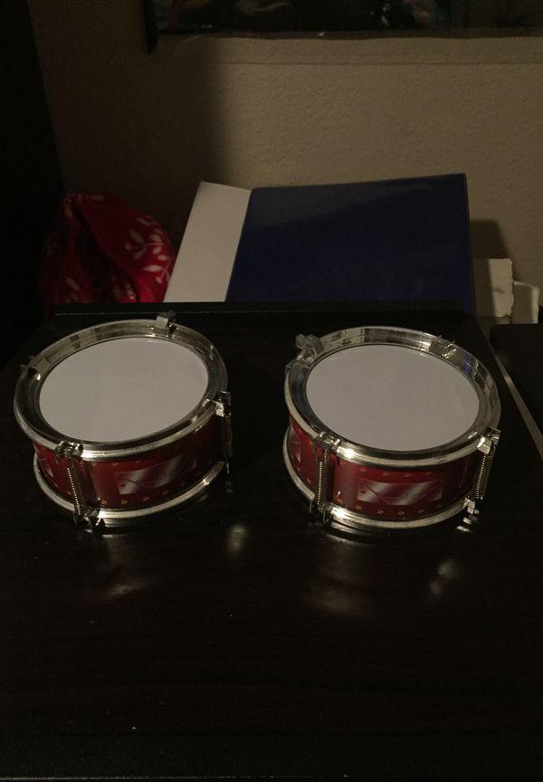 mini drum set