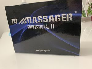 IQ Massager Pro ll for Sale in Elizabeth, NJ