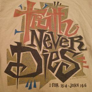 Vintage 90s Christian shirt jesus tee for Sale in Newport News, VA