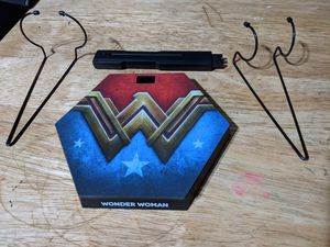 Hot Toys figure stand for Comic Concept Wonder Woman for Sale in Monterey Park, CA