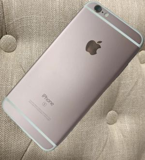 Rose Gold iPhone 6s 64GB - Unlocked for Sale in Frisco, TX