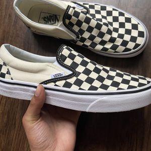 Checkered Vans for Sale in Creedmoor, NC