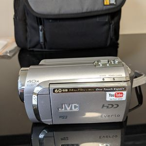 JVC Video Camcorder for Sale in Fort Walton Beach, FL
