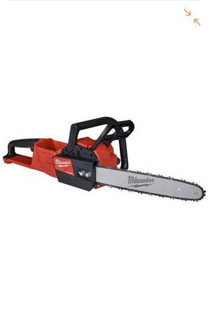 Milwaukee 2727-20 M18 fuel 16 in. Chainsaw ( tool only ) brand new for Sale in Roswell, GA