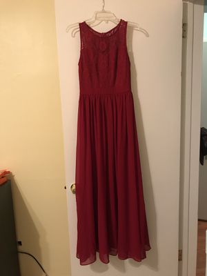 Red Dress for Sale in St. Petersburg, FL