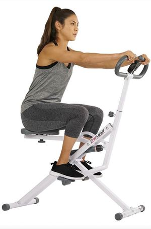 Total Body Workout Adjustable Rower Ride Exercise Strength Core Lower Body Trainer Home Gym New for Sale in Toledo, OH