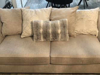 Sofa & chair and a half for Sale in Columbia Station,  OH