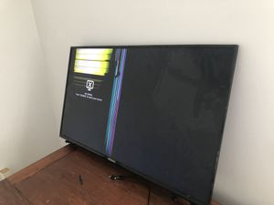 Westinghouse Flatscreen (It does have a cracked screen) But it works perfectly fine for Sale in Edinboro, PA