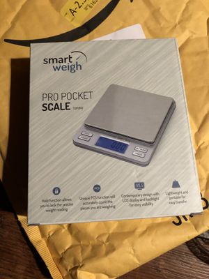 New pro pocket scale for Sale in Irving, TX
