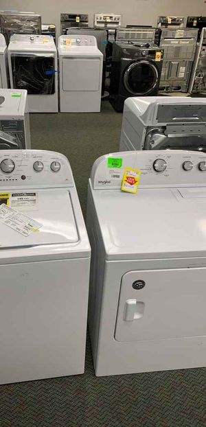 Brand New Combo Washer and Electric Dryer Set!! FP for Sale in Norwalk, CA