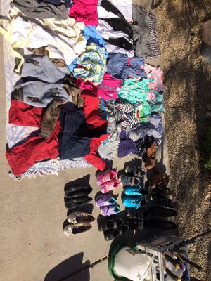 Children's clothes and shoes for Sale in Las Vegas, NV
