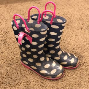 Rain Boots Size 10T for Sale in Gaithersburg, MD