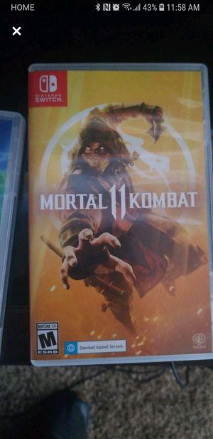 Mortal combat 11 for Sale in Kennewick, WA