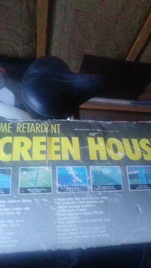 12×12 screen house for Sale in Detroit, MI