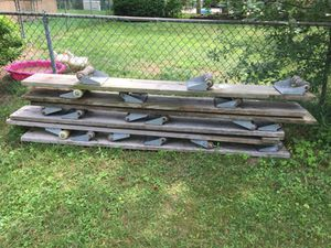 Pontoon boat ramp for Sale in Orion charter Township, MI
