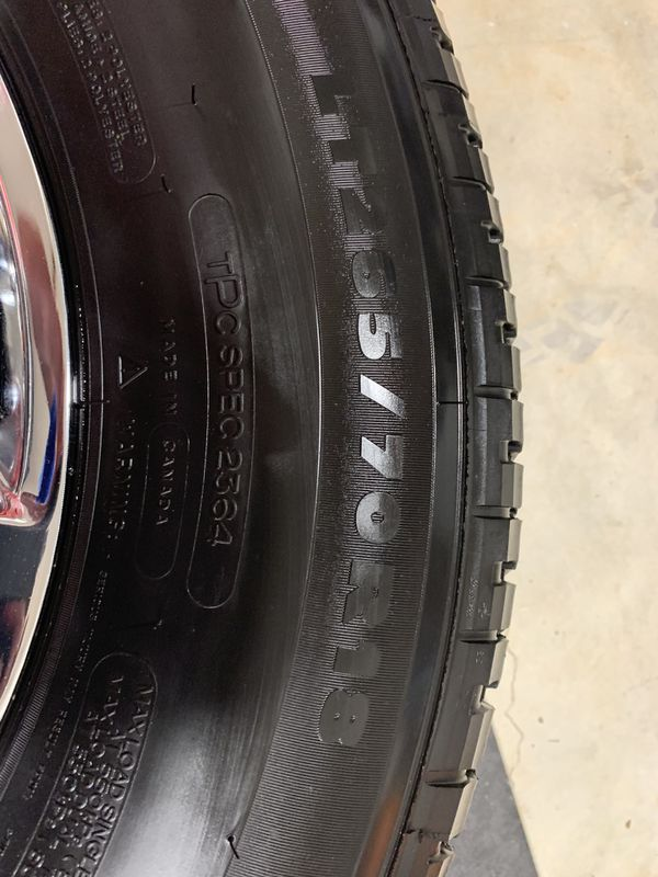 Chevy GMC wheels and tires