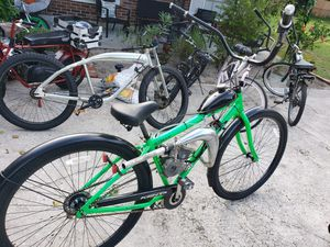 WORLDS LARGEST BIG MOTORIZED BEACH CRUISERS....DOUBLE TO THE FUN...130MPG for Sale in Lakeland, FL