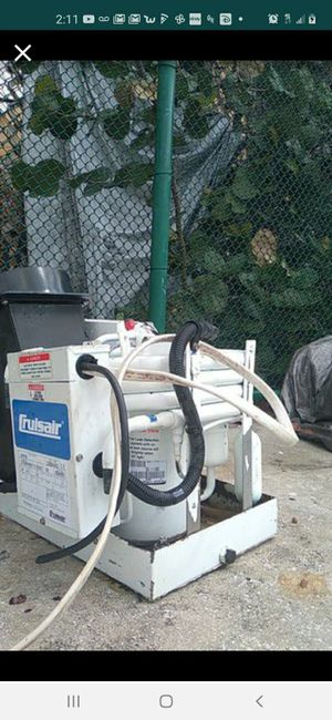 Cruisair 16000 BTU Cruisair stowaway Marine air conditioner for Sale in Miami, FL