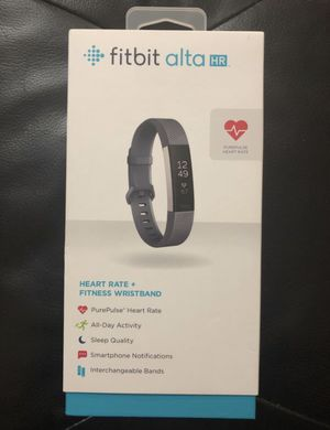 Fitbit Alta HR for Sale in San Jose, CA