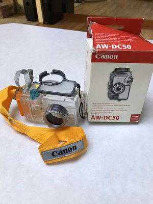 AW-DC50 Canon all weather housing for PowerShot SD450 for Sale in Mill Creek, WA