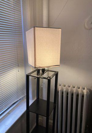 Beautiful floor lamp for Sale in Boston, MA