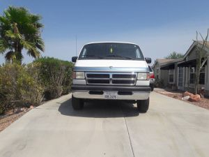 1995 dodge 2500 Sportsmobile camper van for Sale in Tempe, AZ