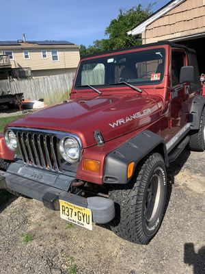 1997 Jeep Wrangler Tj for Sale in Howell Township, NJ