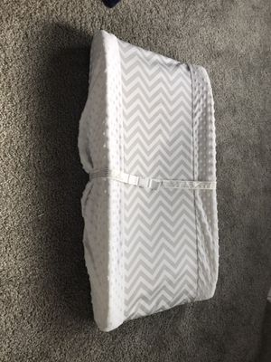 Baby changing table pad with cover for Sale in Bonney Lake, WA