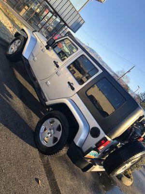2008 Jeep Wrangler Unlimited 4 Door for Sale in Wenatchee, WA