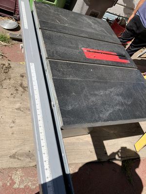 Table Saw Craftmans ( industrial saw ) OBO for Sale in Hayward, CA