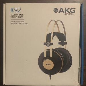 AKG K92 Mixing Headphones for Sale in Oceanside, CA