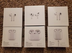 Apple Airpods 2nd generation and Airpod Pro for Sale in Dublin, OH