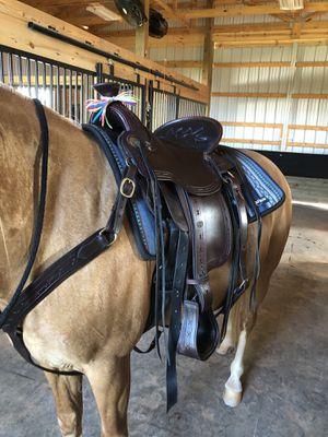 Tucker Cimarron Saddle for Sale in Bedford, VA