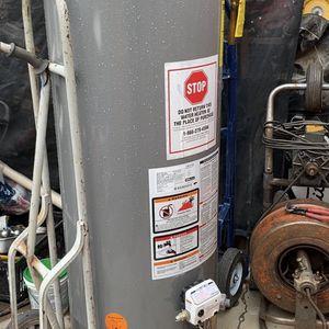 Water Heater Gas 50 Gal for Sale in Glendale, AZ