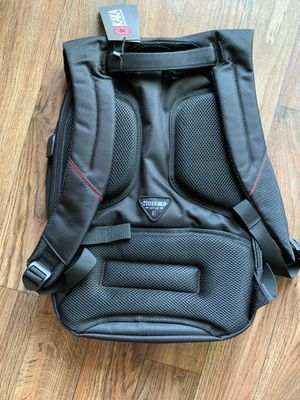 Brand new Laptop Backpack with USB Port for Work - Black for Sale in Plano, TX