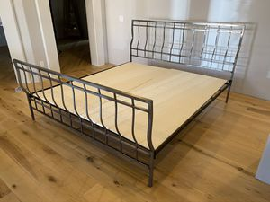 Copenhagen Imports King Size Bed Frame for Sale in Cave Creek, AZ