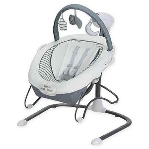Graco swing and MaxiCosi car seat for Sale in Queens, NY