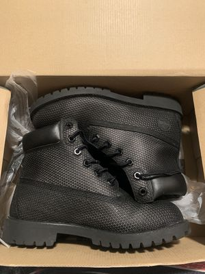 Black Exoweb WaterProof Timberland Boots for Sale in Fresno, CA